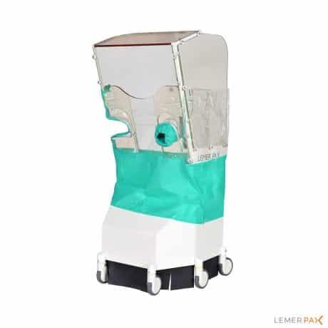 Cathpax® AF Chair : Cabine de radioprotection avec liberté de mouvements