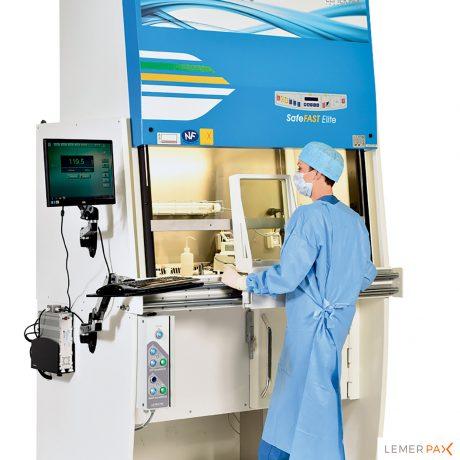 PSMEB ® : Poste de sécurité microbiologique blindé