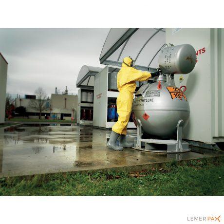 Radiaboot® : Bottes de radioprotection avec excellente résistance aux produits chimiques