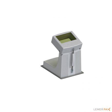 L-Block : Manipulation, préparation, fractionnement et mesure de radiomédicaments