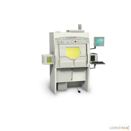 Enceinte ultra compacte easyPHARMA® Compact de préparation de radiopharmaceutiques