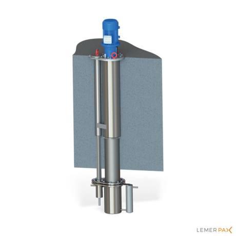 Pompe distribution et échantillonnage