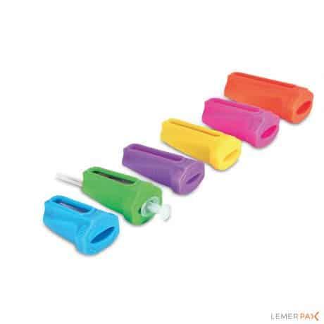 easySQUEEZE® : protège seringue blindé avec structure en tungstène