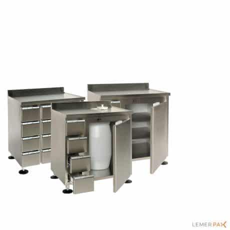 safetySTORAGE® : meubles de stockage blindés modulables et personnalisables