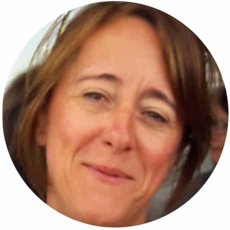 Radiopharmacist Julie Vialard