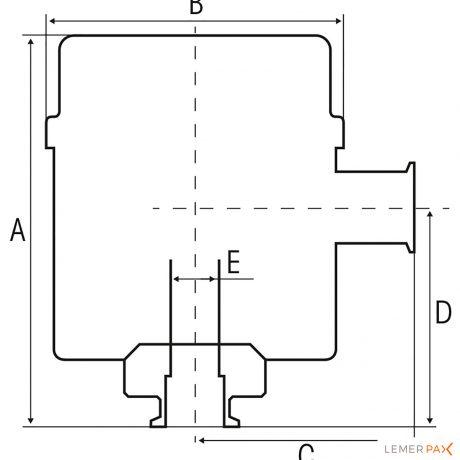 Boitier filtre inox : confiner les particules actives sur les filtres d'extraction des enceintes blindées