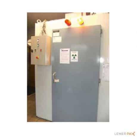 Conception de cabines monobloc sur-mesure pour la radioprotection