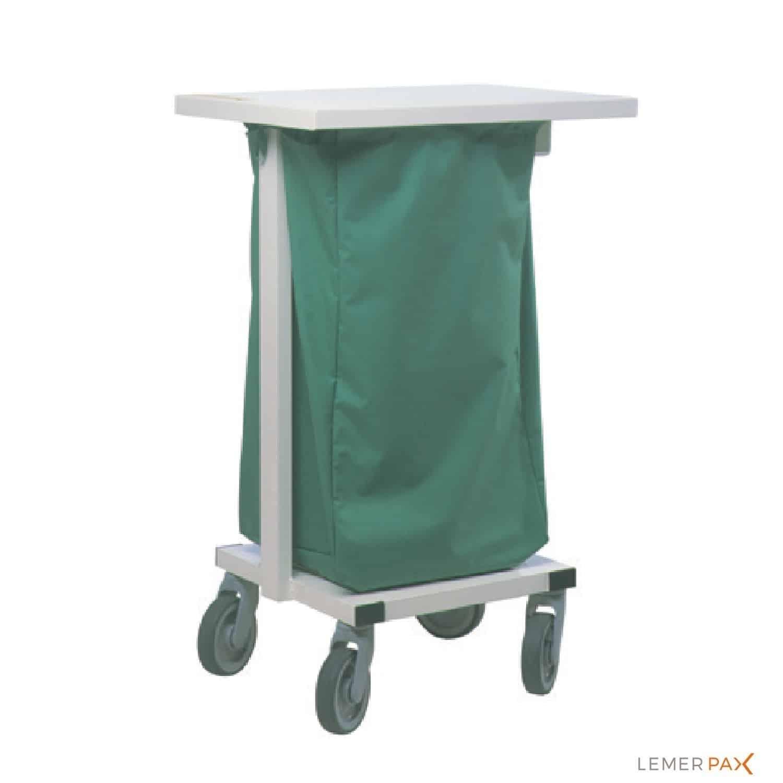 chariot linge amagn tique d di aux salles de radiologie irm. Black Bedroom Furniture Sets. Home Design Ideas