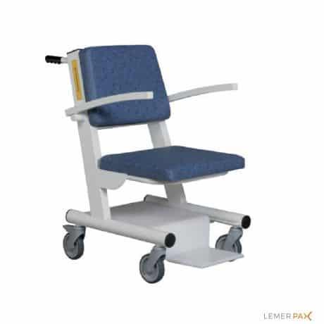 Fauteuil roulant RP44 compatible IRM pour la radiologie