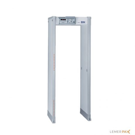 Portique détecteur de métal haute fiabilité compatible IRM