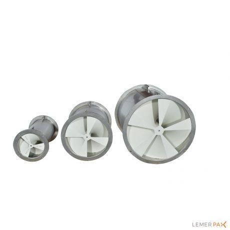 airSHIELD® : système de traversée de ventilation pour enceinte blindée