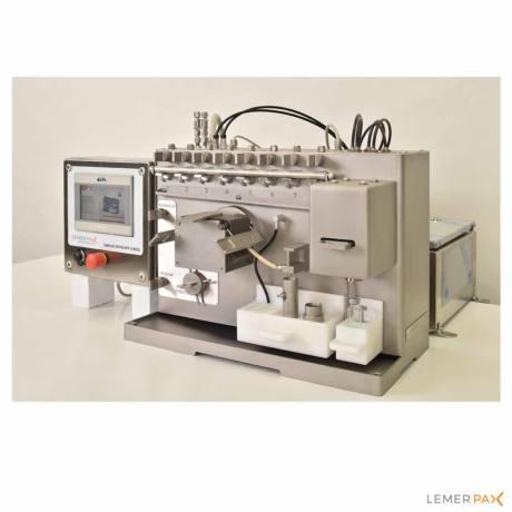 Radioprotection : station d'échantillonnage  Multi-Voies - SPR15-M8-SD Lemer Pax