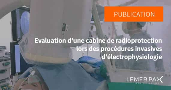 Procedures invasives radioprotection