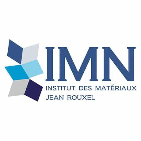 Logo IMN - Institut des matériaux Jean Rouxel