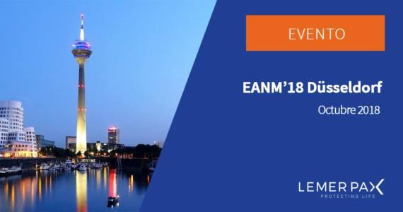 EANM 2018 - Lemer Pax & Medisytem - Booth 32
