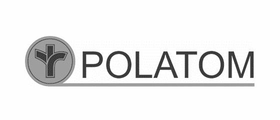 Polatom logo