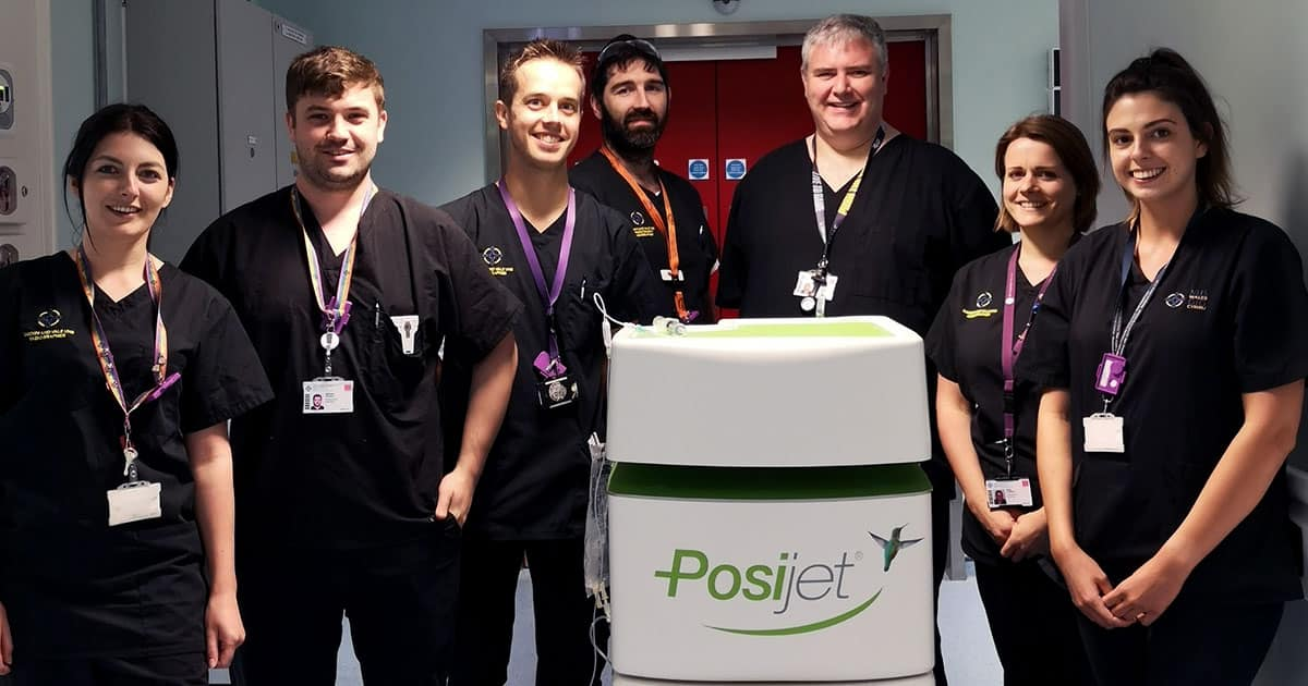 Case Study - PETIC Cardiff - Posijet - Lemer Pax