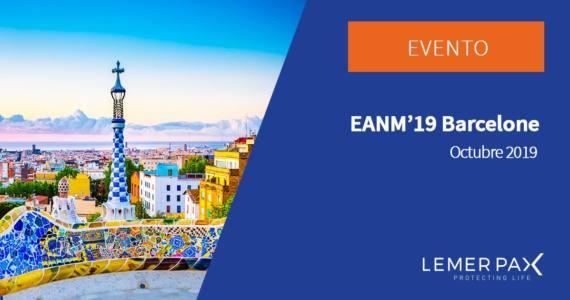 EANM 2019 - Barcelona - Lemer Pax & Medisystem