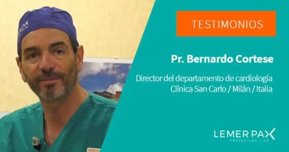 Dr. Bernardo Cortese - Cathpax AIR - Lemer Pax - ES