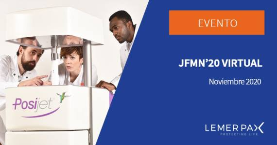 JFMN 2020 Virtual edicion - - Nuclear medicine - protecting life - Lemer Pax