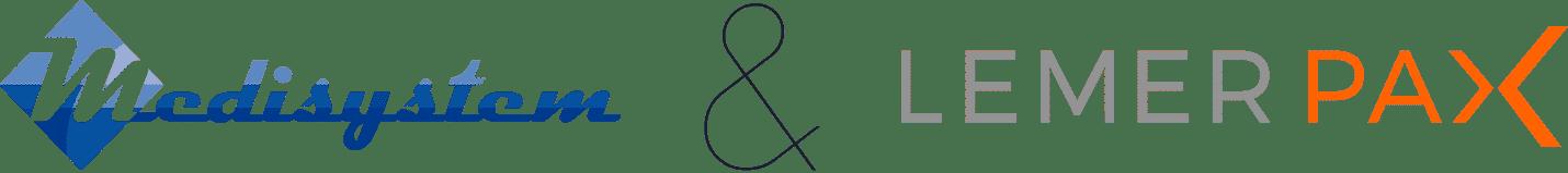 Logo Medisystem & Lemer Pax